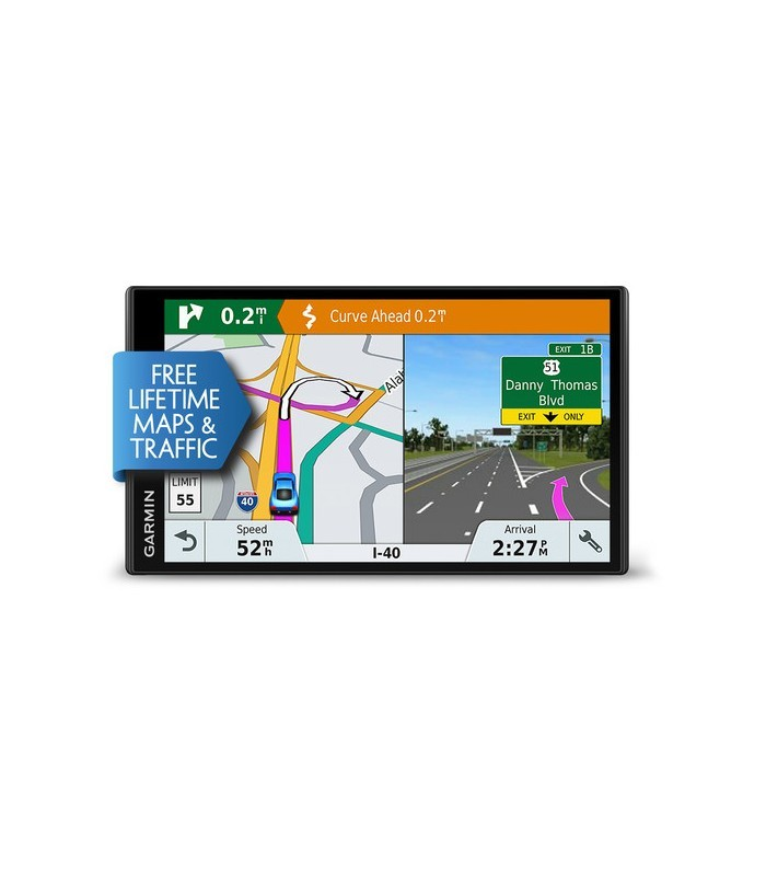 garmin drivesmart 61 lmt d auto gps. Black Bedroom Furniture Sets. Home Design Ideas